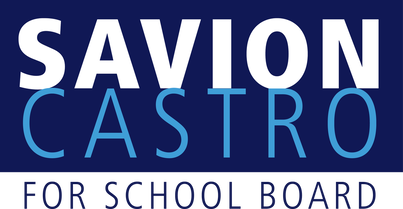 Savion Castro for School Board